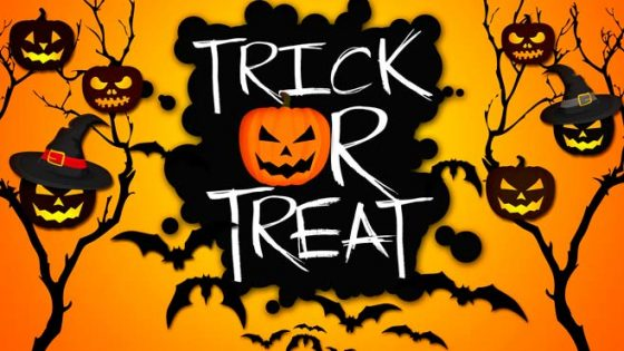 Trick or Treat Times 2015!!! | Electric 102.7